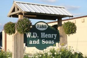 W.D. Henry & Sons, Inc, Eden Valley